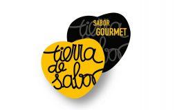 Logo tierra de sabor gourmet
